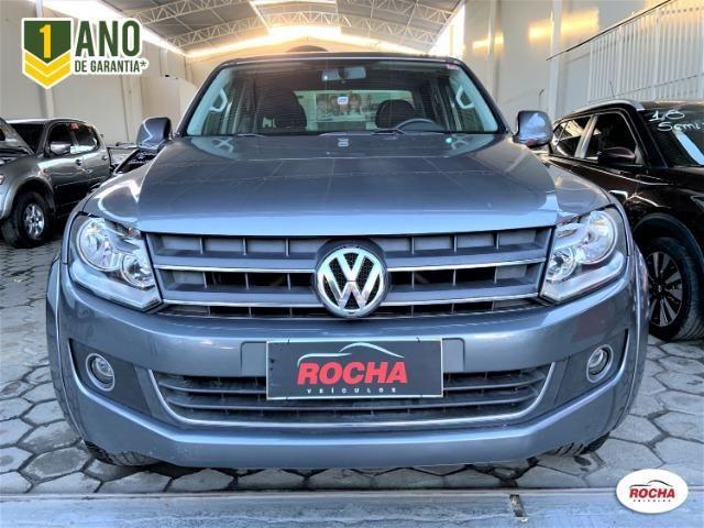 Vw - Volkswagen Amarok 4x4 Highline Garantia de 1 Ano* - Leia o Anuncio!