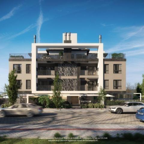 Apartamento com 2 dormitórios à venda, 68 m² - campeche - florianópolis/sc