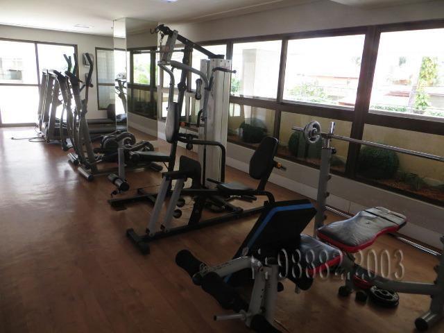 Apartamento 105m, 3/4, 2 vagas, andar alto, Capim Macio, Natal, RN - Foto 11