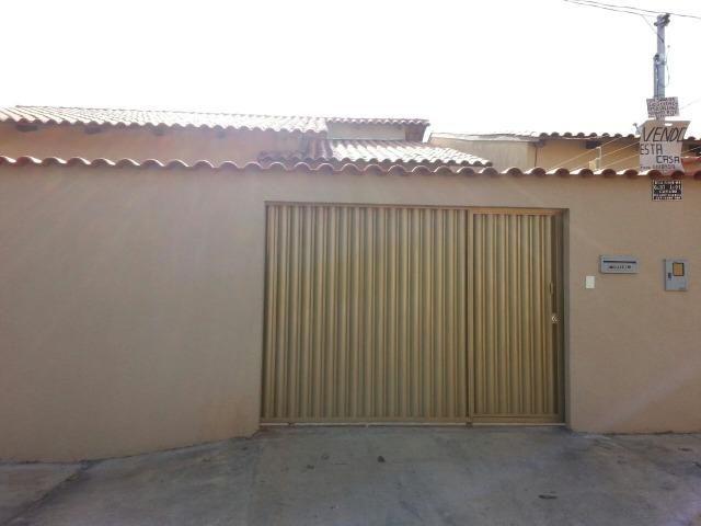Casa Nova, 3 Quartos, Suíte, Residencial Santa Rita, Goiânia-GO - Foto 3