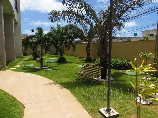Apartamento 105m, 3/4, 2 vagas, andar alto, Capim Macio, Natal, RN - Foto 16