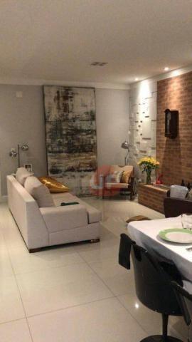 Apartamento residencial à venda, tamboré, santana de parnaíba. - Foto 2