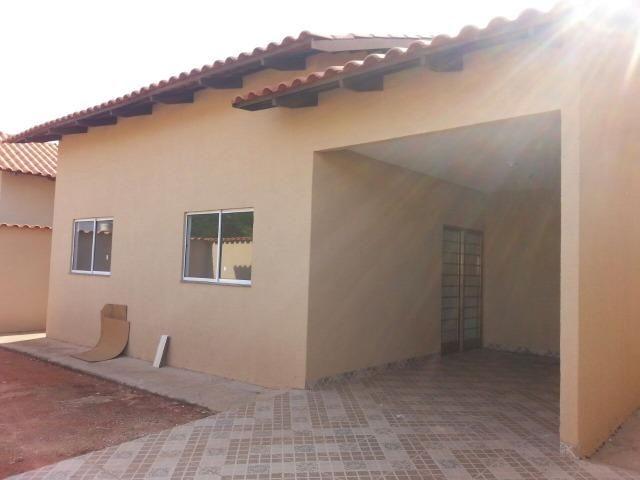 Casa Nova, 3 Quartos, Suíte, Residencial Santa Rita, Goiânia-GO