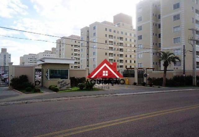 Apartamento com 2 dormitórios à venda, 49 m² por r$ 229.000 - portão - curitiba/pr