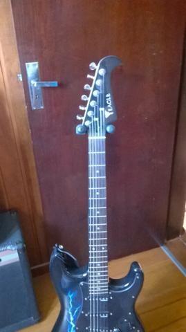 Guitarra Eagle com captadores Wilkinson - Foto 3