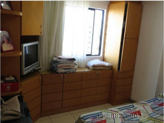 Apartamento, 102m, 3 suítes, 3 vagas, andar alto, Candelária, Natal - Foto 5