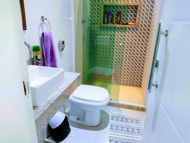 Casa com 3 quartos à venda, 148 m² por R$ 495.000 - Centro (Manilha) - Itaboraí/RJ - Foto 15