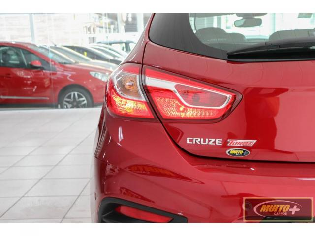 Chevrolet Cruze Sport6 1.4 LTZ Automático - Foto 18