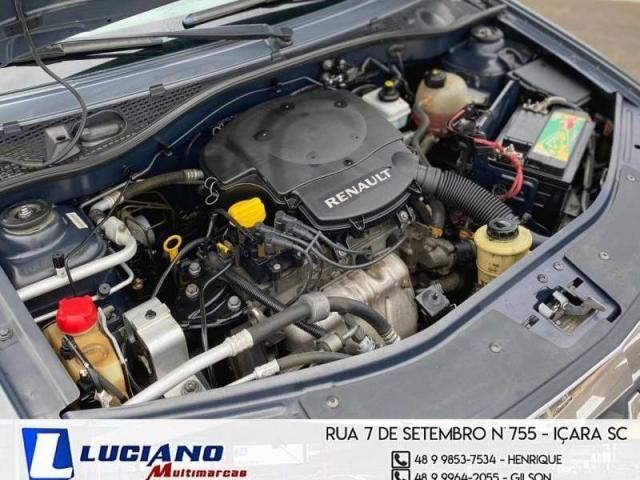 Renault LOGAN Expression Hi-Flex 1.6  - Foto 20