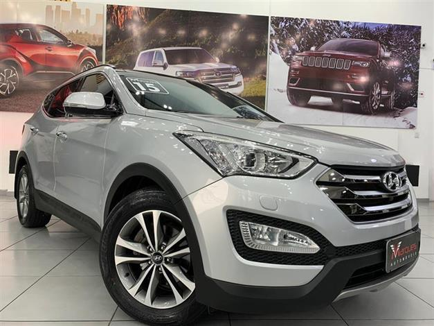 Hyundai Santa Fe SANTA FE 4WD 3.5 V6 (7 LUG) GASOLINA AUTOM - Foto 3