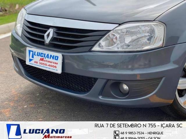 Renault LOGAN Expression Hi-Flex 1.6  - Foto 7