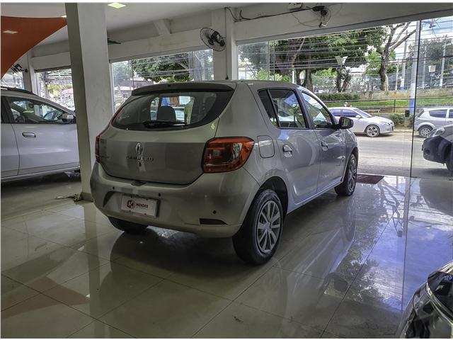 Renault Sandero 1.0 12v sce flex expression manual - Foto 6