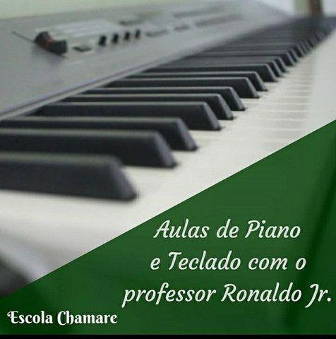 AULA DE PIANO / ESCOLA CHAMARE - Foto 2