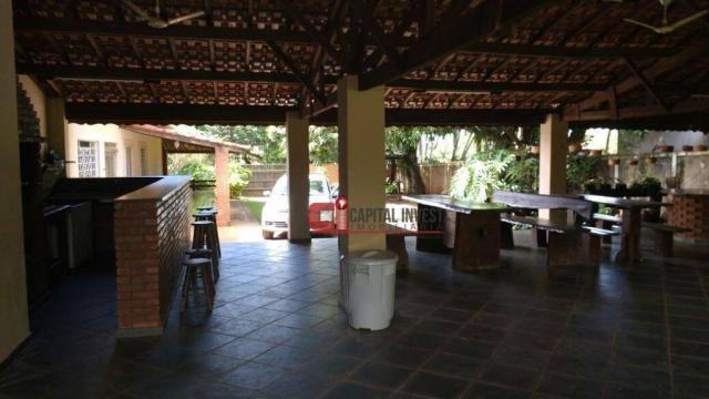 Chácara com 3 dormitórios para alugar, 2600 m² por R$ 5.500,00/mês - Jardim Roseira de Cim - Foto 11