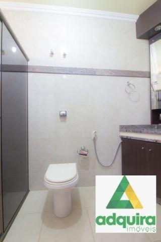 Casa sobrado com 4 quartos - Bairro Jardim Carvalho em Ponta Grossa - Foto 12