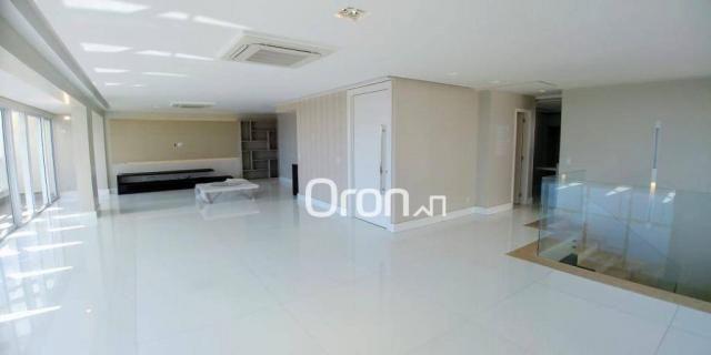 Cobertura com 5 dormitórios à venda, 467 m² por R$ 3.290.000,00 - Setor Bueno - Goiânia/GO - Foto 5