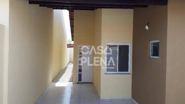Casa com 2 dormitórios à venda, 71 m² por R$ 135.000 - CA0074 - Jabuti - Itaitinga/CE - Foto 5