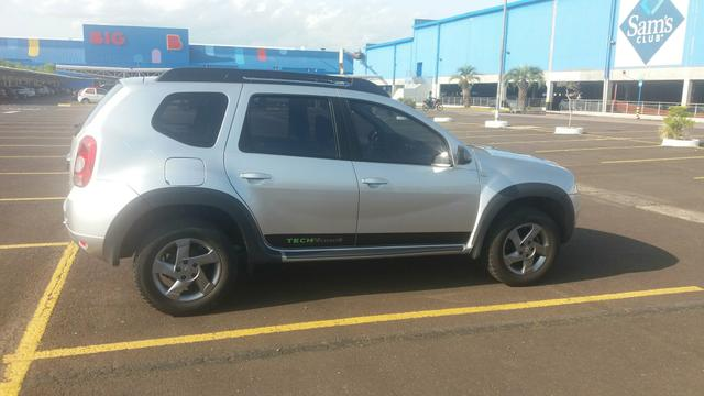 Duster 2015 2 0 tech road 4x4 nova - Foto 3