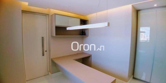 Cobertura com 5 dormitórios à venda, 467 m² por R$ 3.290.000,00 - Setor Bueno - Goiânia/GO - Foto 20