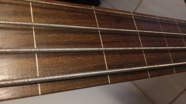 Baixo SX Sjb62 EMG Jazz Bass - Foto 5