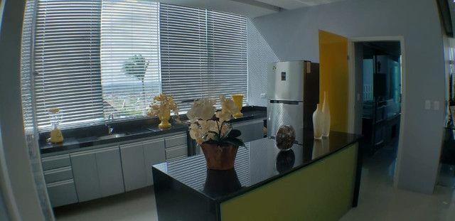 Vendo Casa luxuosa com 7 Stes , ofuro, Varandão, Porteira Fechada Rf ADM 0000 - Foto 7