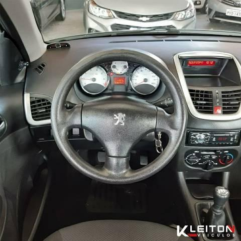 Peugeot 207 XR 1.4 2012 Completo - Foto 4