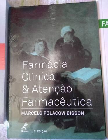 Livro Farmácia Clínica e Atenção Farmacêutica 3° edição