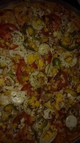 pizzas o rei com sabor do reino - Foto 2