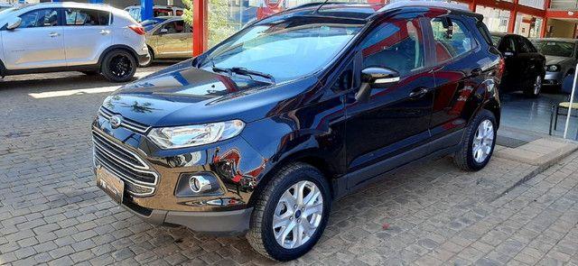 Ecosport titanium 2.0 - Completo - aut