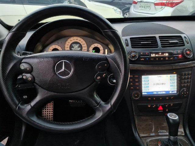 Mercedes Benz E350 V6 Blindada - Foto 16