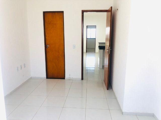 WS casa nova com 2 quartos,2 banheiros,varandao,coz.americana,quintal - Foto 6
