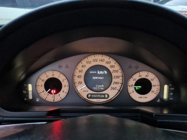 Mercedes Benz E350 V6 Blindada - Foto 12