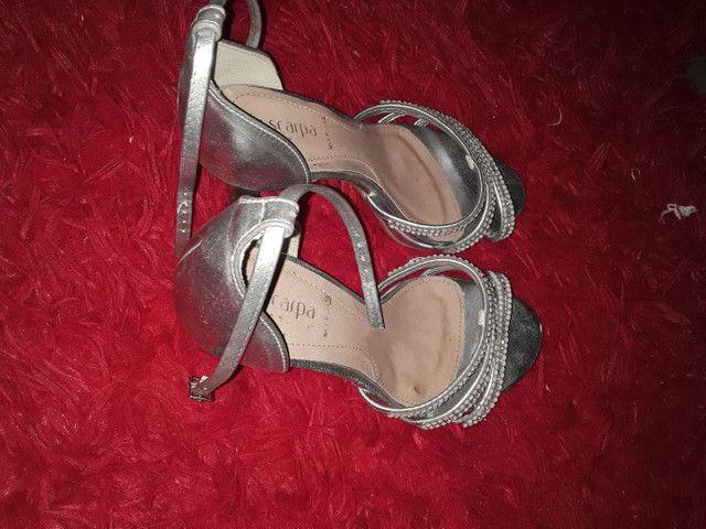 Sapato  já usado  - Foto 2