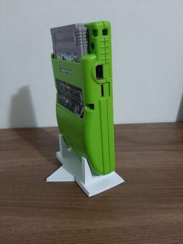 Game Boy Color - Suporte para o console - Foto 3