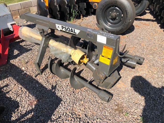 Perfurador Solo c/ 3 brocas Novo - Foto 2