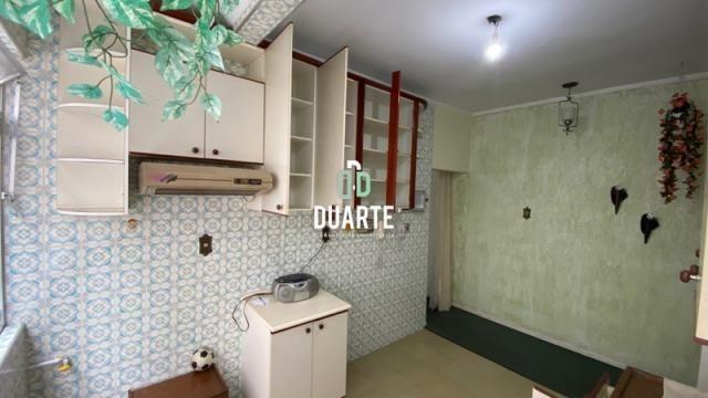 Vendo apartamento 1o. andar, frente, varanda, escada, 76m2 úteis, Campo Grande, Santos, SP - Foto 18
