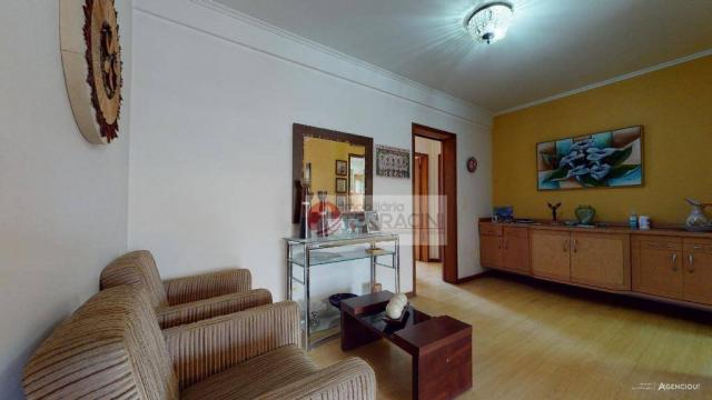 Apartamento com 3 dormitórios à venda, 120 m² por R$ 649.000 - Jardim Lindóia - Porto Aleg - Foto 5