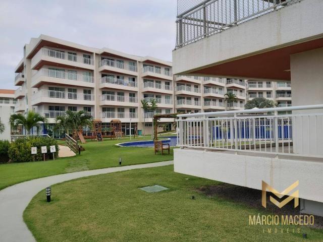 Apartamento com 3 quartos à venda por R$ 460.000 - Porto das Dunas - Aquiraz/CE - Foto 10