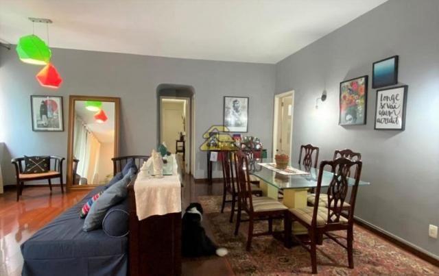 Apartamento à venda com 3 dormitórios em Leblon, Rio de janeiro cod:SCVL3268 - Foto 5