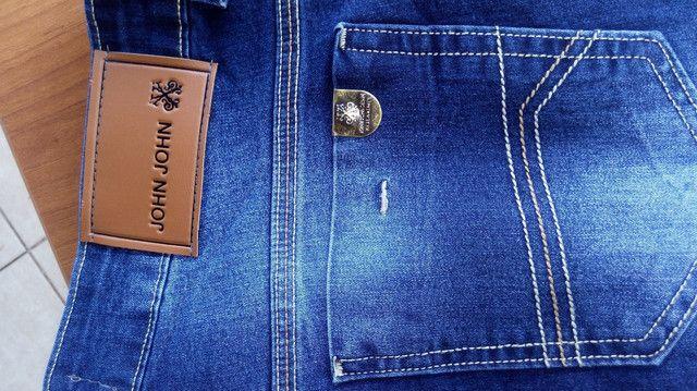 Calças Jeans - Masculino - Foto 4