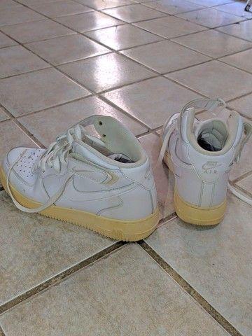 Nike Air Force Mid '07 (ORIGINAL) - Foto 2
