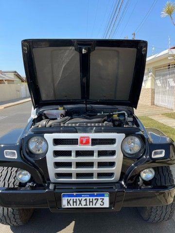 Troller 3.0 Turbo diesel 4x4 ano 2009 / Conservado original aceito trocas financio 60x - Foto 15