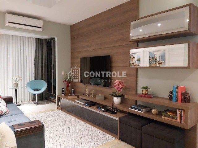 (vv) Apartamento 03 dormitórios, sendo 01 suite, 01 vaga, no bairro Balneário!