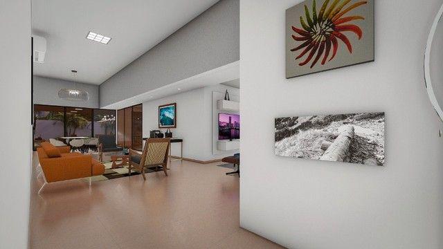 Casa térrea 4/4 com 4 suites  Condomínio Jardins Paris - Foto 8