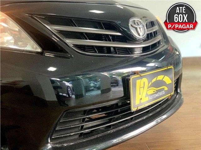 Toyota Corolla 2013 1.8 gli 16v flex 4p automático - Foto 2