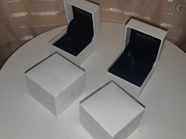Caixinhas Pandora kit com 4 unidades Originais - Foto 4