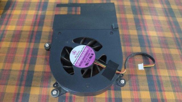 Cooler Ventoinha Para Notebook Philco 14a 14e 14f - Foto 3