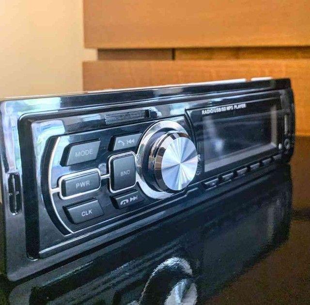 Rádio Automotivo MP3 Bluetooth  - Foto 2