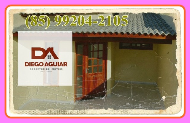 Casa em Jaboti - Itaitinga #$%¨&* - Foto 2
