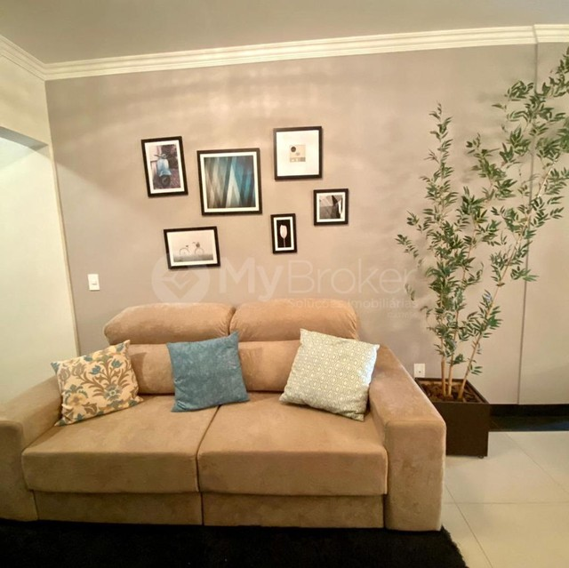 Apartamento com 3 quartos no Portal do Praia - Bairro Tubalina em Uberlândia - Foto 3